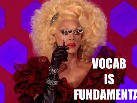 RuPaul's Drag Race vocabulary guide
