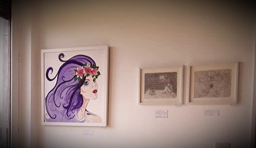 The veil exhibition