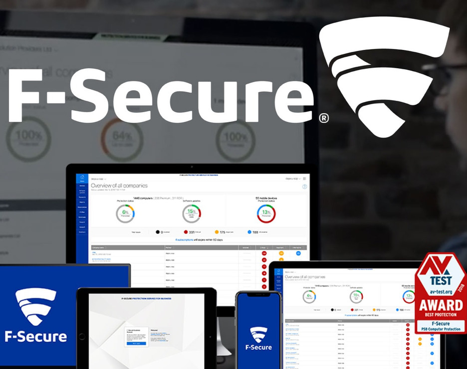Your F-Secure Partner