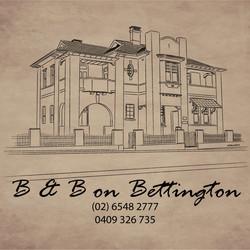 B and B on Bettington
