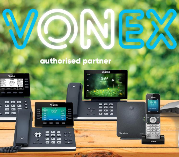 Your Vonex Partner