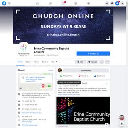 Erina Community Baptist Church Web Design and Hardware set up