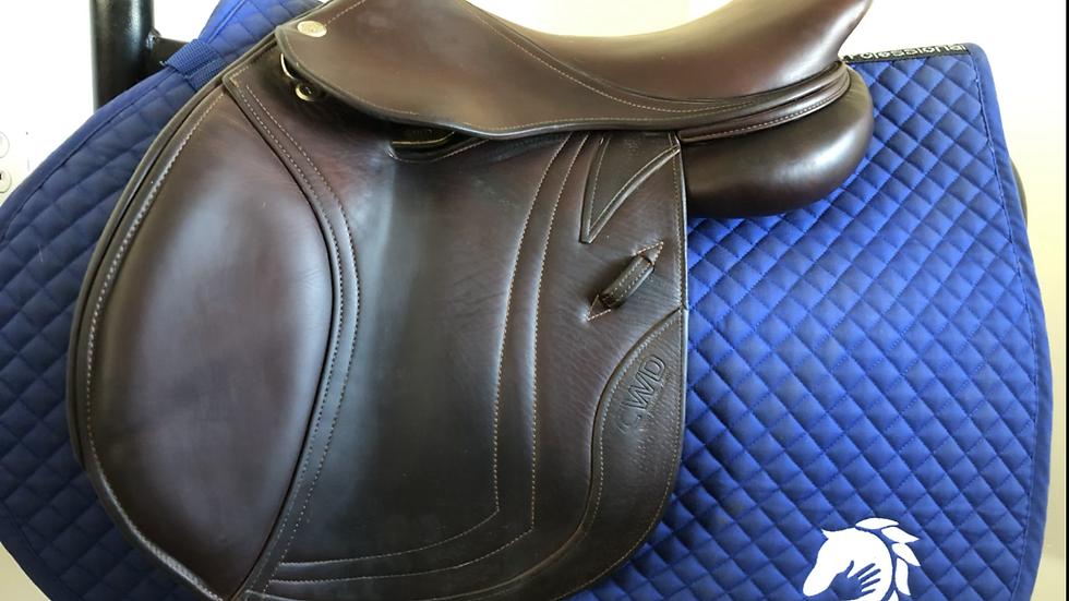 "15.5"" CWD se19 saddle - 2016 - 1L - 5"" dot to dot"