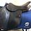 "Thumbnail: 17.5"" CWD se06 saddle - 2015 - 4C - 4"" dot to dot"