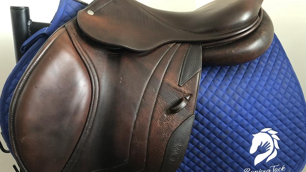 "17"" CWD se01 saddle - 2011 - 2L - 4.5"" dot to dot"
