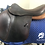 """Thumbnail: 18.5"""" Devoucoux Biarritz D3D saddle - 2013 - 2AAR - 4.5"""" dot to dot"""