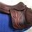 "Thumbnail: 17.5"" Devoucoux Biarritz Lab saddle - 2019 - 2AA - 4.5"" dot to dot"