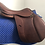 "Thumbnail: 17.5"" Ovation San Telmo saddle - xch adjustable"