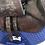 "Thumbnail: 15.5"" Voltaire Palm Beach saddle - 2012 - 0 - 5"" dot to dot"