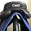 "Thumbnail: 18"" CWD se32 saddle - 2016 - 3L - 4.75"" dot to dot"