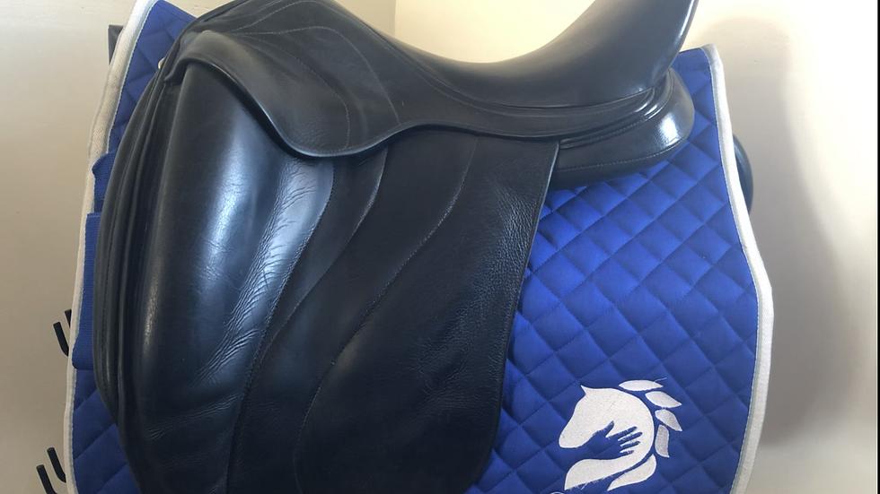"18"" Antares Concept saddle - 2012 - 3R - 5"" dot to dot"