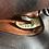 """Thumbnail: 17"""" CWD se01 saddle - 2012 - 2L - 4"""" dot to dot"""
