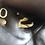 "Thumbnail: 19"" Voltaire Stuttgart saddle - 2017 - 2AAR - 4.5"" dot to dot"