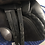 "Thumbnail: 17.5"" Black Country Ricochet saddle - medium wide tree"