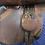"""Thumbnail: 17.5"""" Antares Contact saddle - 2020 - 3AA - 4.5"""" dot to dot"""