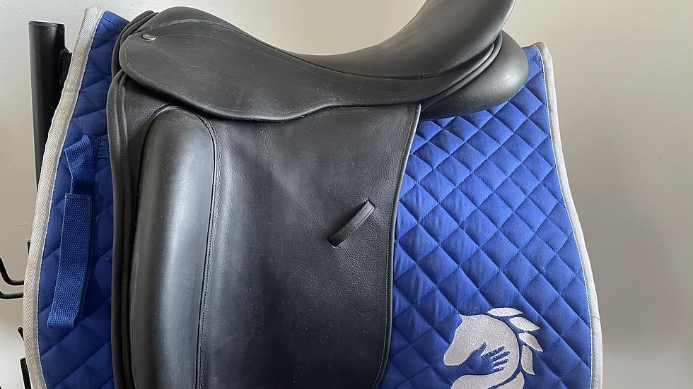 "17.5"" County Perfection saddle - 2006 - XW"