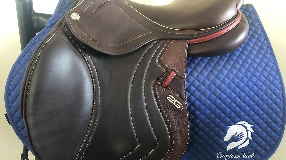 "17"" CWD Mademoiselle se32 saddle - 2018 - 2L - 4"" dot to dot"