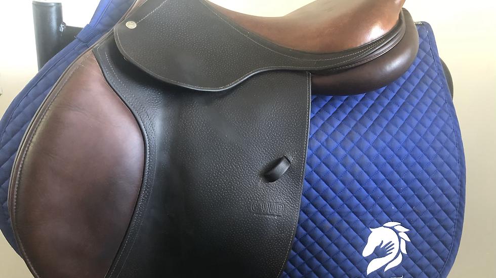 "17"" CWD se01 saddle - 2014 - 3L - 4.25"" dot to dot"