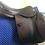 """Thumbnail: 17.5"""" CWD se02 saddle - 2017 - 3L - 4.25"""" dot to dot"""