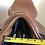 "Thumbnail: 17.5"" Custom saddlery Monte Carlo saddle - medium wide tree"