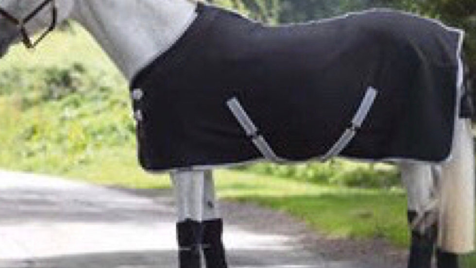 "Bridleway Cooler set 63"" black new"
