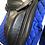 """Thumbnail: 17"""" CWD monoflap saddle - 2004 - 2L - 4.5"""" dot to dot"""