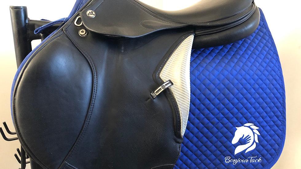 "18"" Prestige Meredith saddle - 2010 - AL - medium narrow 32cm adjustable"