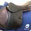 "Thumbnail: 17.5"" CWD se03 saddle - 2019 - 2C - 4"" dot to dot"