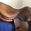 "Thumbnail: 17"" Antares SC saddle - 2007 - 4AB - 4"" dot to dot"