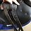 "Thumbnail: 17"" Macel Centaure saddle - 1998 - TM - 4"" dot to dot"