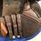 "Thumbnail: 17.5"" CWD 2G se17 saddle - 2011 - 3C - 4.5"" dot to dot"
