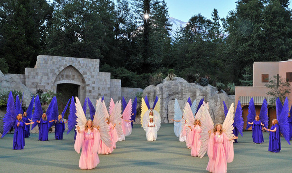 Pageant of the Angels