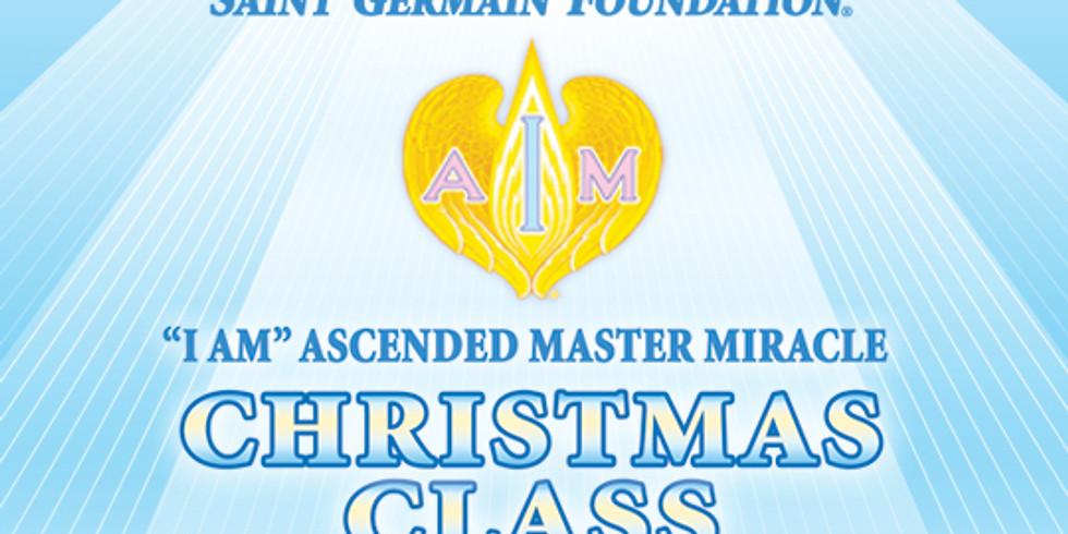 Christmas Class 2020