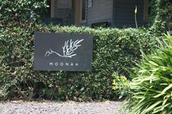 Moonah garden sign 2