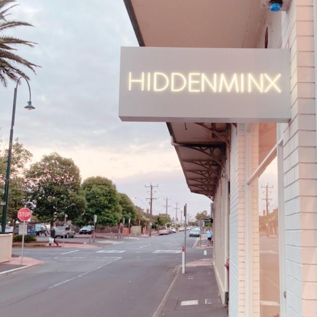 Hidden Minx
