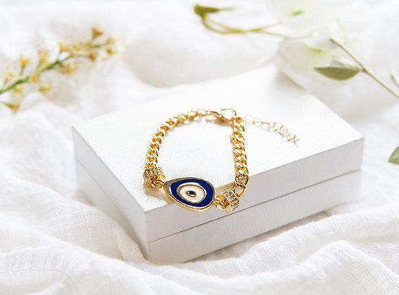 The Midnight Eye Bracelet