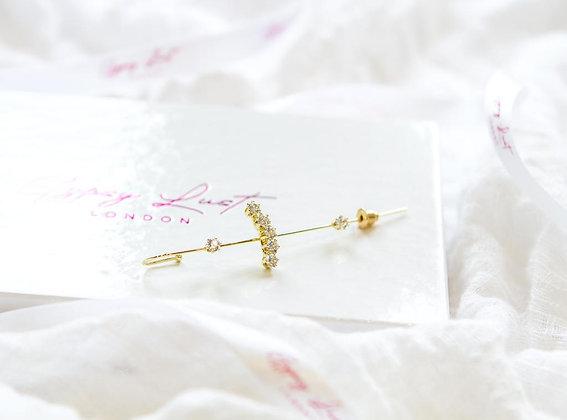 Anchor Earring/Cuff