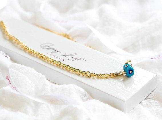 Egyptian Eye Necklace