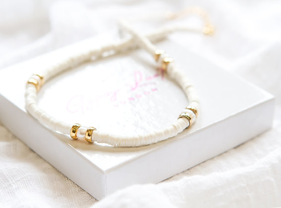Sea Pearl Necklace