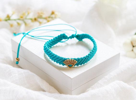 Turquiose Eye Bracelet