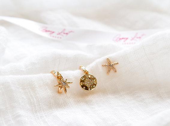 Sail Away Earrings Set