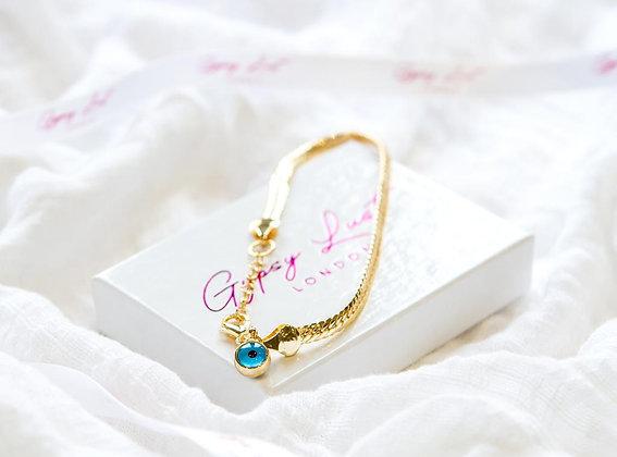 Olympic Eye Bracelet