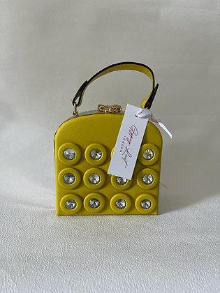 Yellow Box Bag