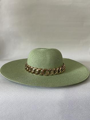 Mint Fedora Hat