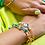 Thumbnail: Blue De France Bracelet
