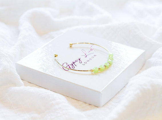 Baby Green Bracelet