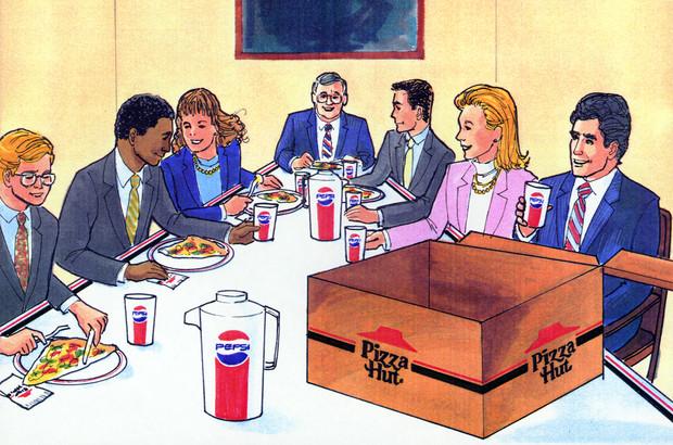 Pizza Hut Presentation 2 Comp