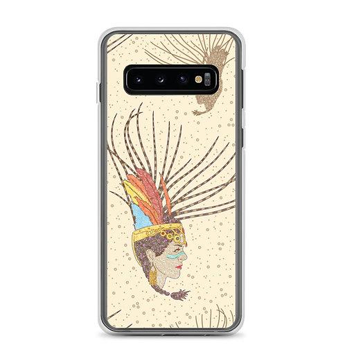 Aztec Warrior Samsung Phone Case