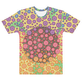 Sunny Day Art Men T-Shirt