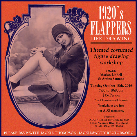 2016/10/18 - 1920 Flappers